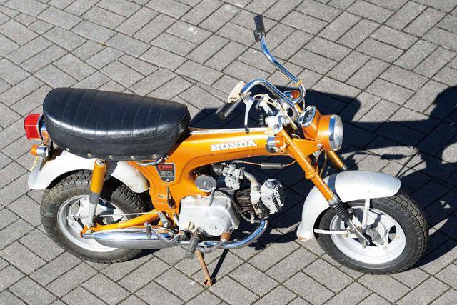 画像1: Honda ダックスホンダ ST50