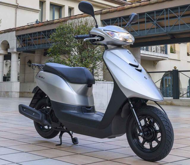 画像: 原付50ccスクーターのメリット&デメリットを検証! ヤマハ「ジョグ」通勤インプレ - webオートバイ