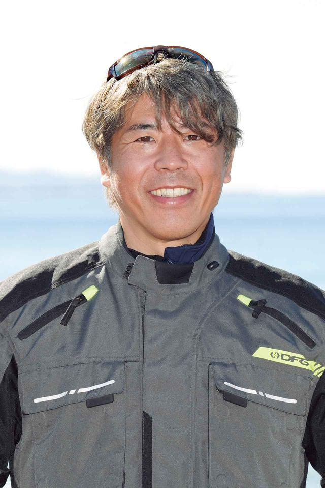画像: 三橋 淳 (みつはし じゅん) 二輪、四輪でダカールラリーに参戦、四輪では5度のクラス優勝を果たし、二輪では日本人初の南米ダカール完走を果たした、日本を代表するラリースト。