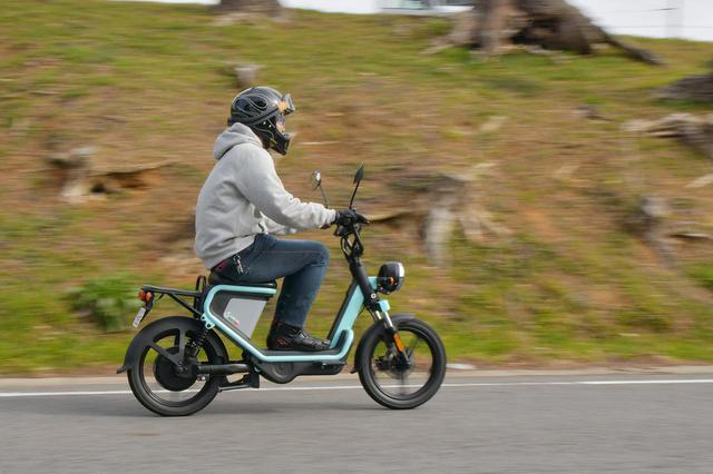 画像: 電動スクーター「GOCCIA(ゴッチア) GEV600」を徹底レビュー- webオートバイ