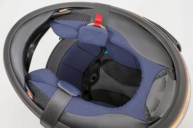 画像4: アライヘルメット「RX-7X KRアメリカン・イーグル」