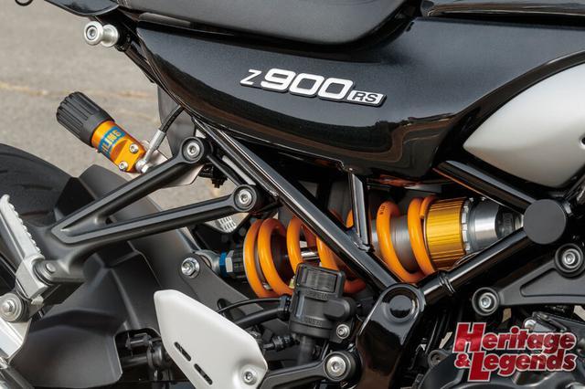 画像2: Z900RSをまったりペースで走らせてもメリットを体感