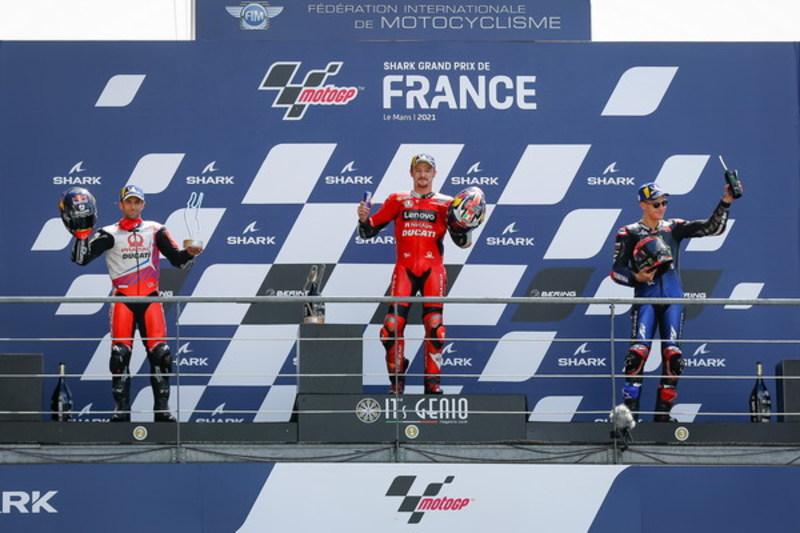 画像: MotoGP第5戦フランスGP MotoGP決勝 ライディングスポーツ ドットコム