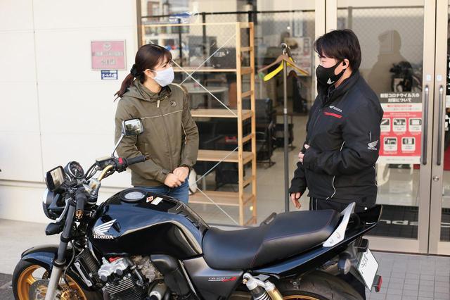 画像: 「Honda Dream メンテナンスパック」体験レポート(梅本まどか)