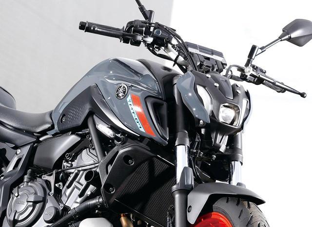 画像: 【解説】ヤマハ新型「MT-07」 - webオートバイ