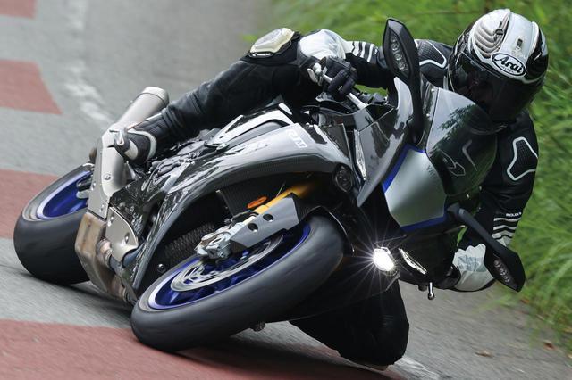 画像: 【インプレ】ヤマハ「YZF-R1」「YZF-R1M」 - webオートバイ