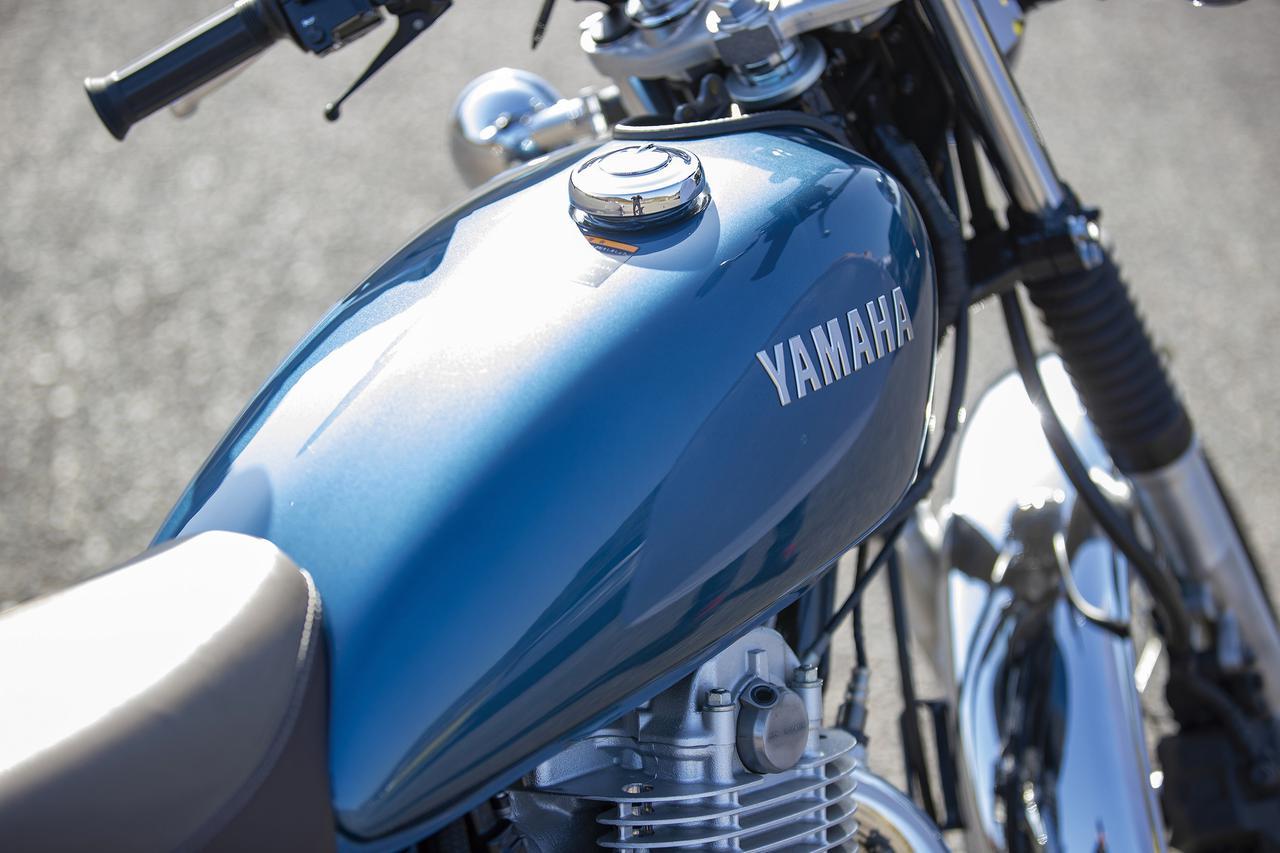 Images : 6番目の画像 - 【写真14枚】ヤマハ「SR400」 - webオートバイ