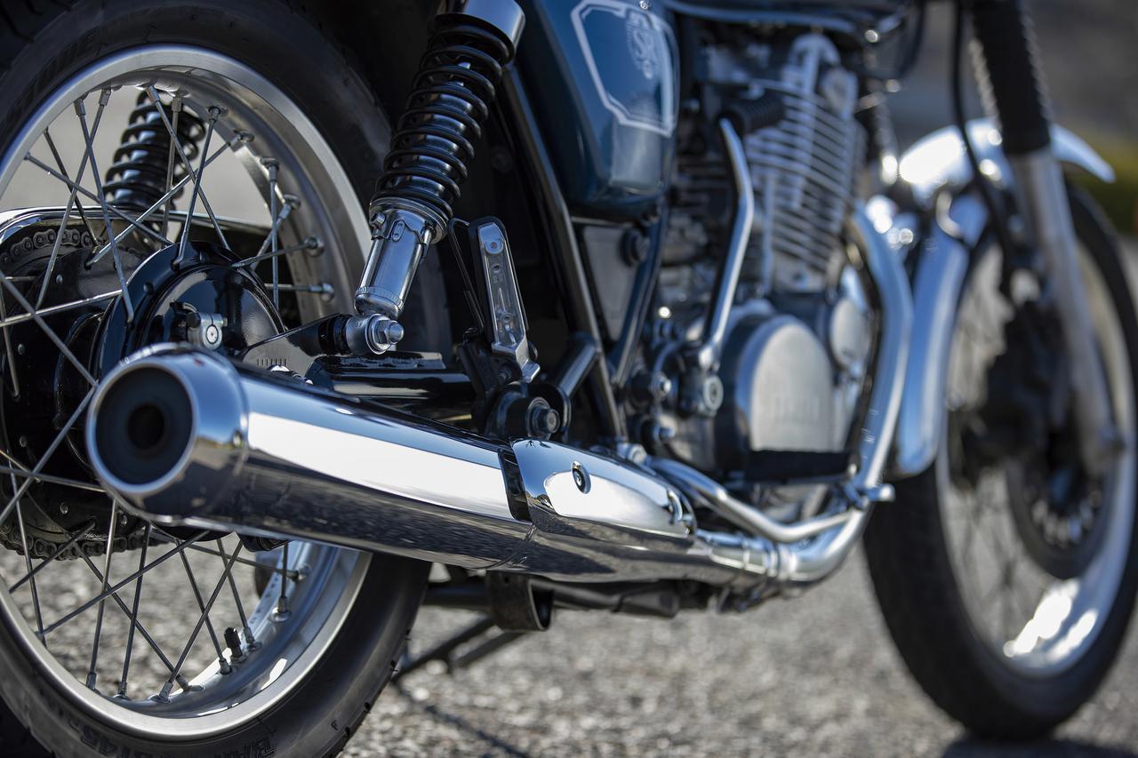 Images : 8番目の画像 - 【写真14枚】ヤマハ「SR400」 - webオートバイ