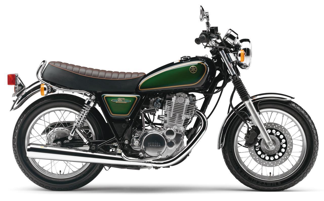 画像: ヤマハ「SR400」歴代の注目モデル一覧 - webオートバイ