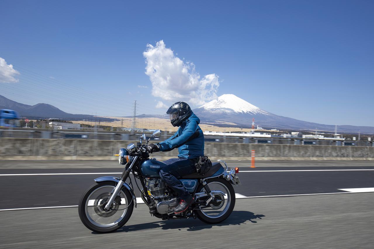 Images : 11番目の画像 - 【写真14枚】ヤマハ「SR400」 - webオートバイ