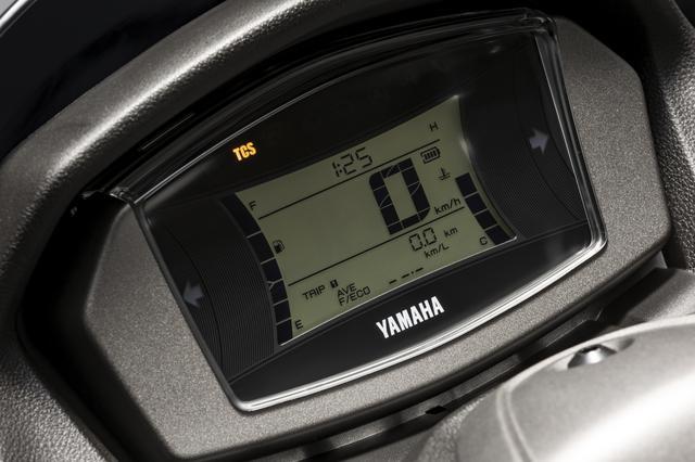画像4: ヤマハ新型「NMAX ABS」の特徴