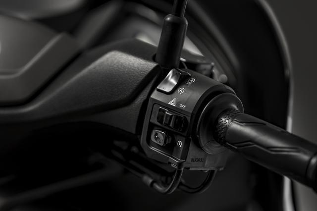 画像5: ヤマハ新型「NMAX ABS」の特徴