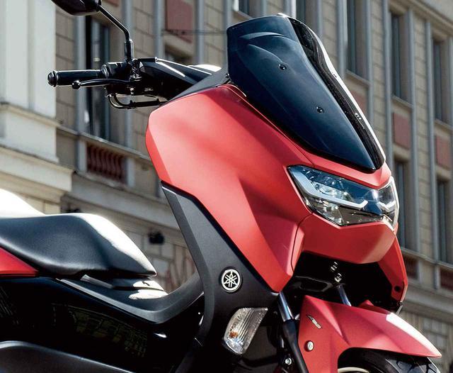 画像: ヤマハ新型「NMAX」の狙いはPCXとは別の路線? フルモデルチェンジで期待できること - webオートバイ