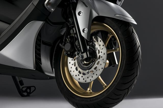 画像8: ヤマハ新型「NMAX ABS」の特徴
