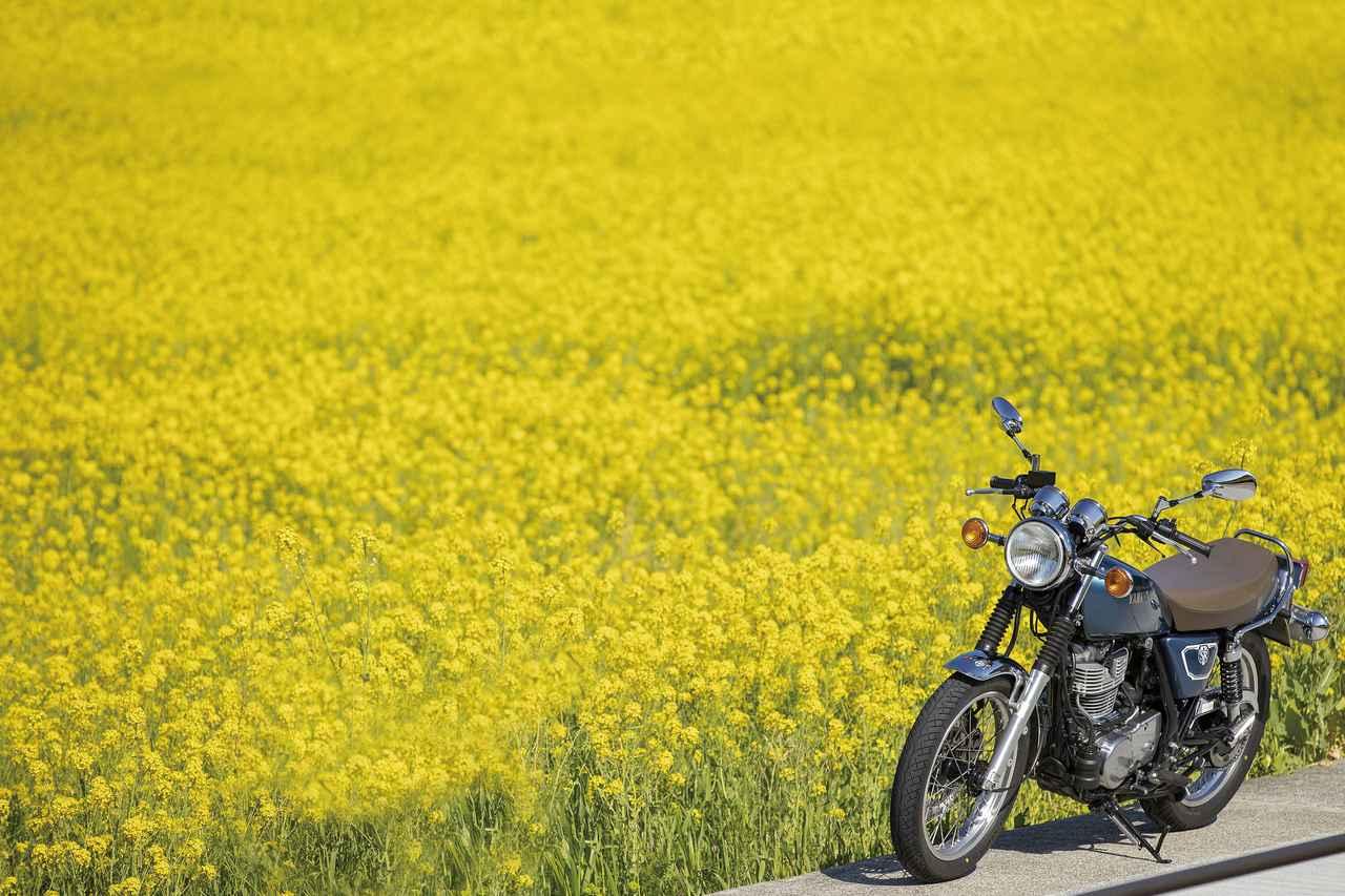 Images : 1番目の画像 - 【写真14枚】ヤマハ「SR400」 - webオートバイ