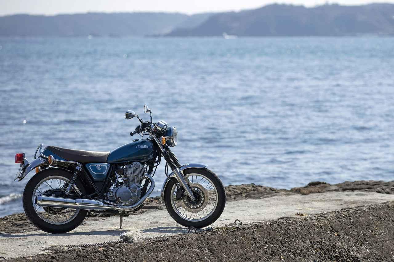 Images : 12番目の画像 - 【写真14枚】ヤマハ「SR400」 - webオートバイ