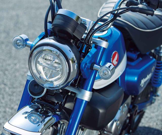 画像: 【写真23枚】ホンダ「モンキー125」 - webオートバイ