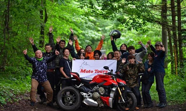 画像2: 北軽井沢の自然を満喫! 1泊2日のバイクツアー 参加者募集中