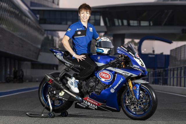 画像: 野左根航汰はゼッケン3!高橋巧(21年はイギリススーパーバイク)に続く日本人WSBKライダー誕生!
