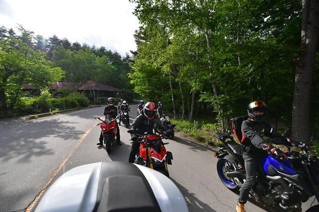 画像4: 北軽井沢の自然を満喫! 1泊2日のバイクツアー 参加者募集中