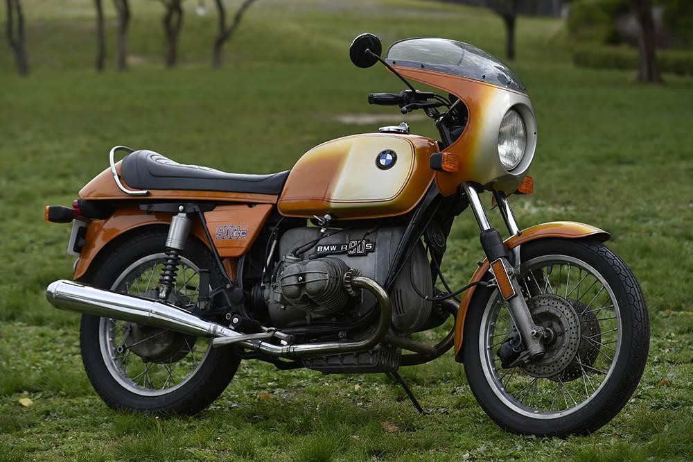 画像: THE〝FACTORY STOCK〟 1976 BMW R90S