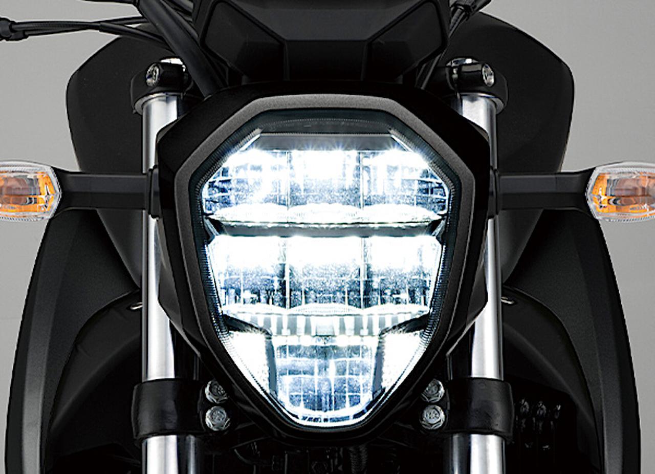 画像3: スズキ「ジクサー250」2021年モデルはカラー変更
