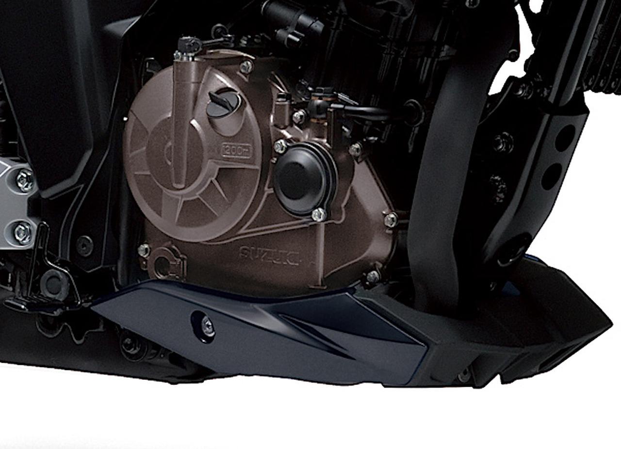 画像4: スズキ「ジクサー250」2021年モデルはカラー変更