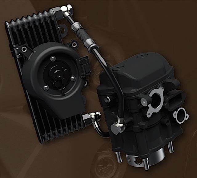 画像1: スズキ「ジクサー250」2021年モデルはカラー変更