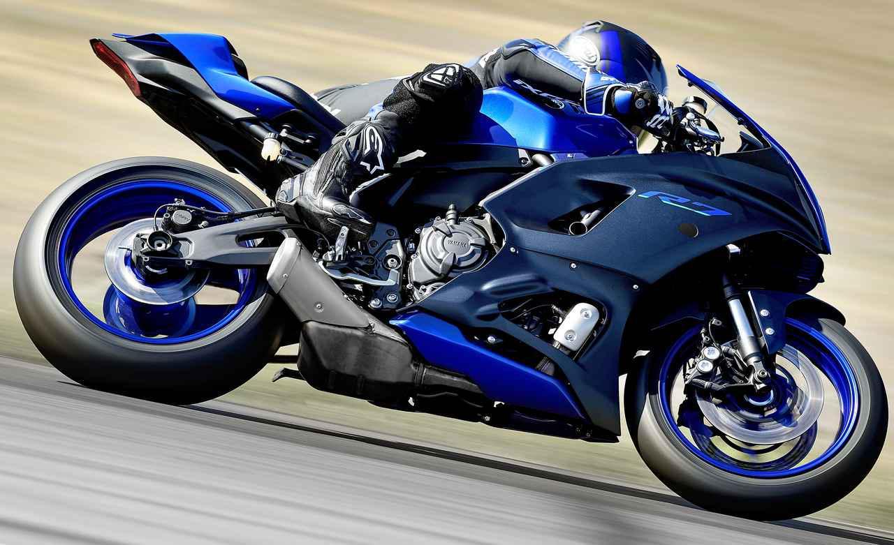 画像: ヤマハ「YZF-R7」概要はこちら - webオートバイ