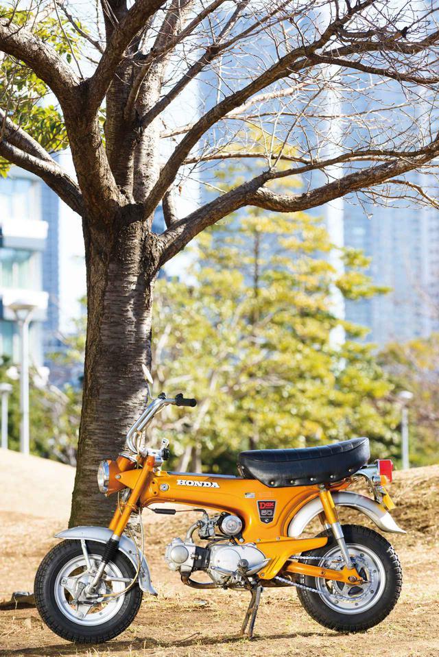 画像1: 想い出はレジャーバイクと共に(太田安治)|ホンダ・ダックスホンダST50【ショートストーリー】