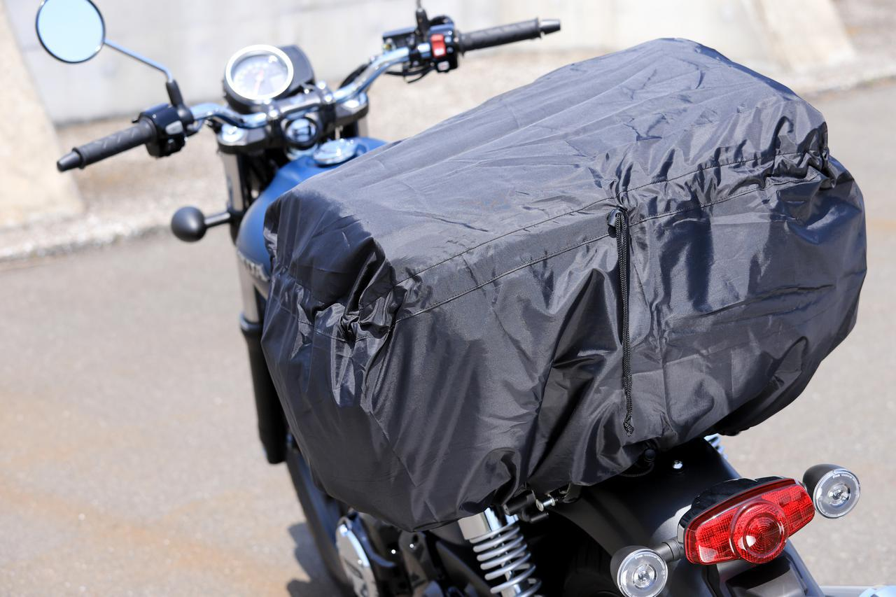 画像11: 自分仕様のキャンプツーリングバッグを作ろう! ヘンリービギンズの「キャンプシートバッグ システム」がかなえる自由な旅