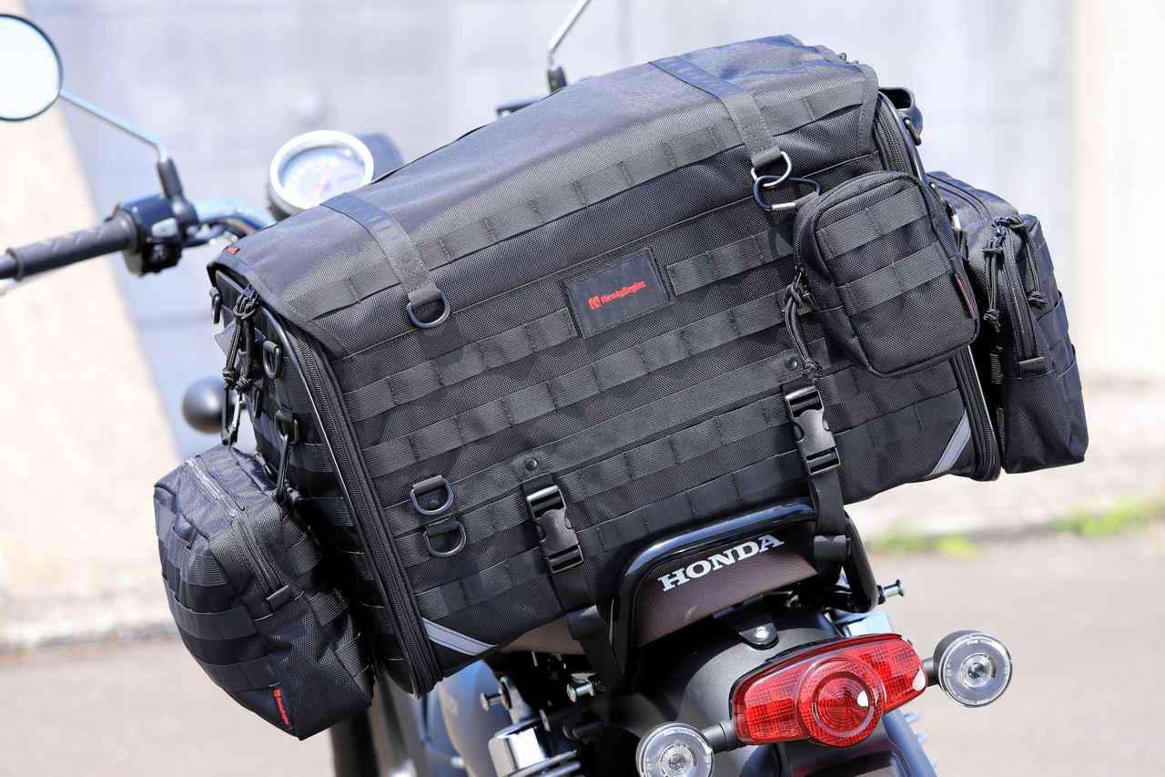 画像3: 【まとめ】「キャンプシートバッグ システム」との旅は、可能性に満ちている