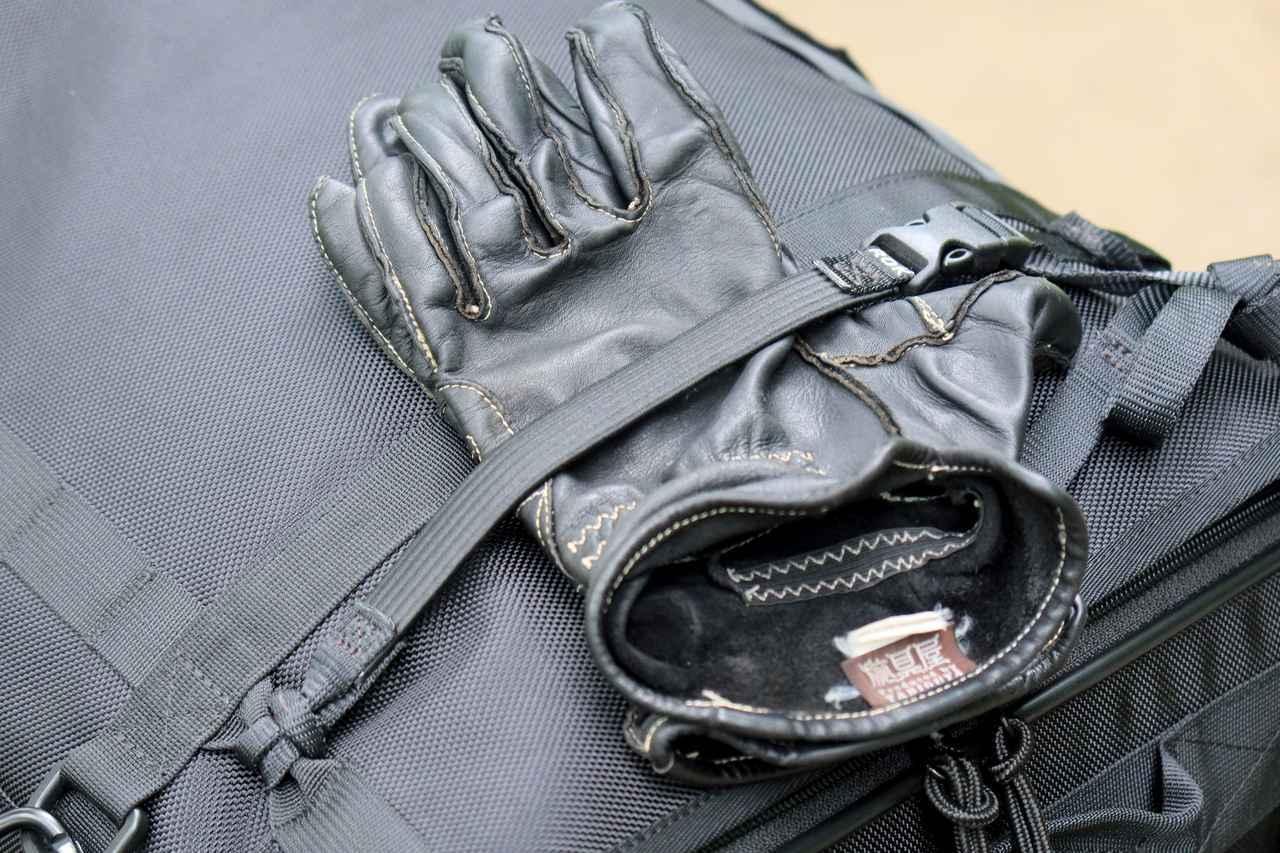 画像13: 自分仕様のキャンプツーリングバッグを作ろう! ヘンリービギンズの「キャンプシートバッグ システム」がかなえる自由な旅