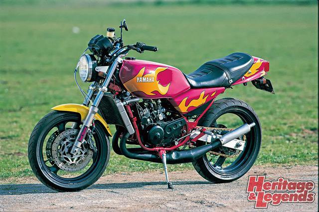 画像: RED MOTOR RZ250