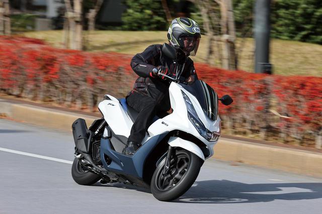 画像: 【写真10枚】ホンダ「PCX e:HEV」 - webオートバイ