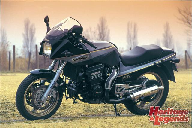 画像: MIHARA GPZ900R turbo