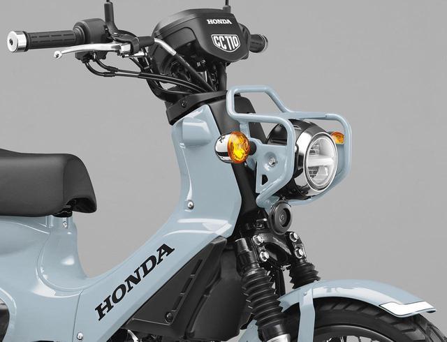 画像: 【写真8枚】ホンダ「クロスカブ110」2021年モデル - webオートバイ