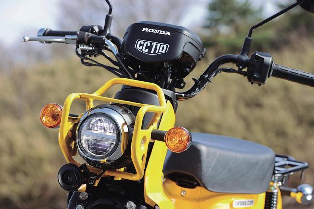 画像: 【インプレ】ホンダ「クロスカブ110」 - webオートバイ