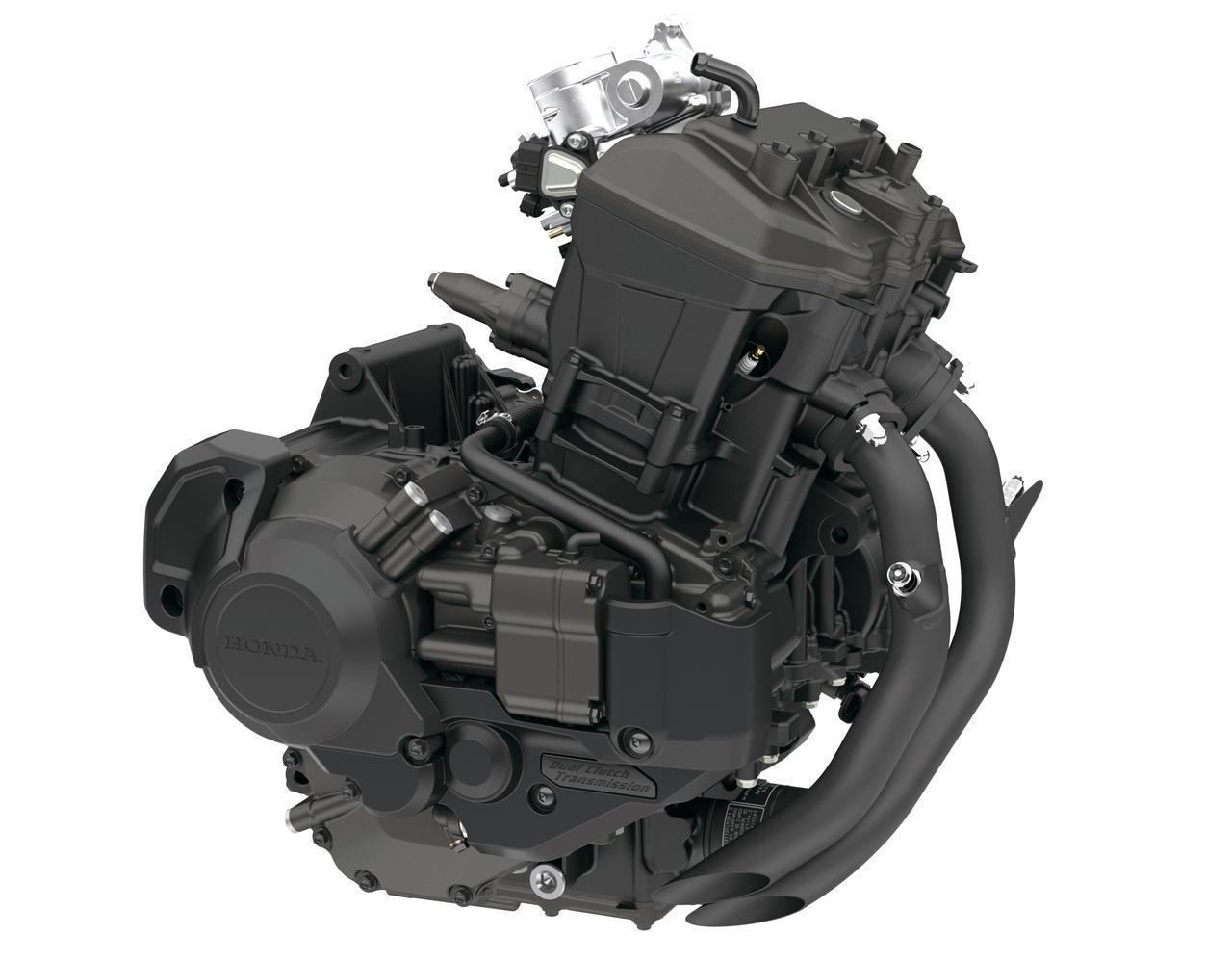 画像: より詳しい各部解説はこちら|ホンダ「レブル1100DCT」 - webオートバイ