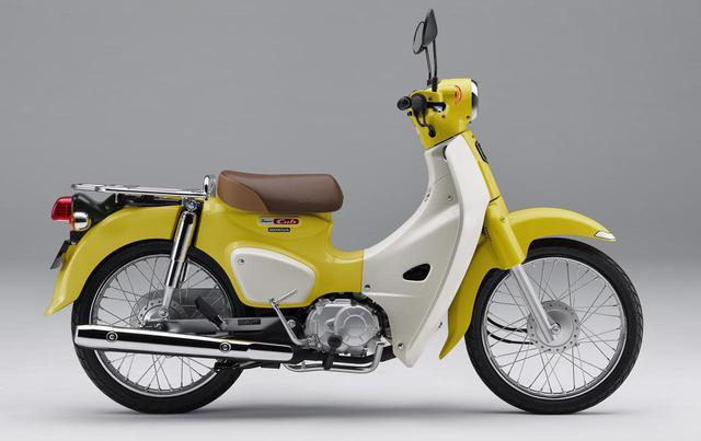 画像: 【写真8枚】 ホンダ「スーパーカブ110」 - webオートバイ