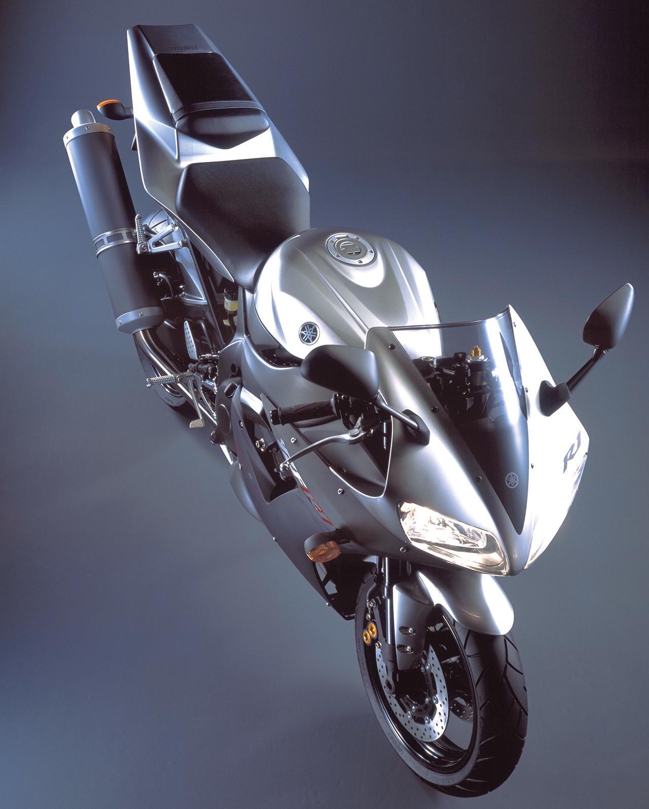 画像1: ヤマハ「YZF-R1」(2002・5PW)インプレ・解説(宮崎敬一郎)