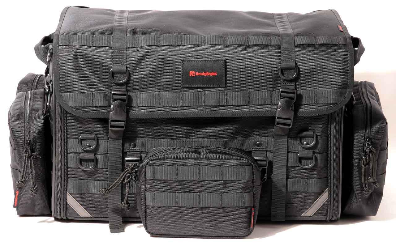 画像4: 「キャンプシートバッグ システム」の構成