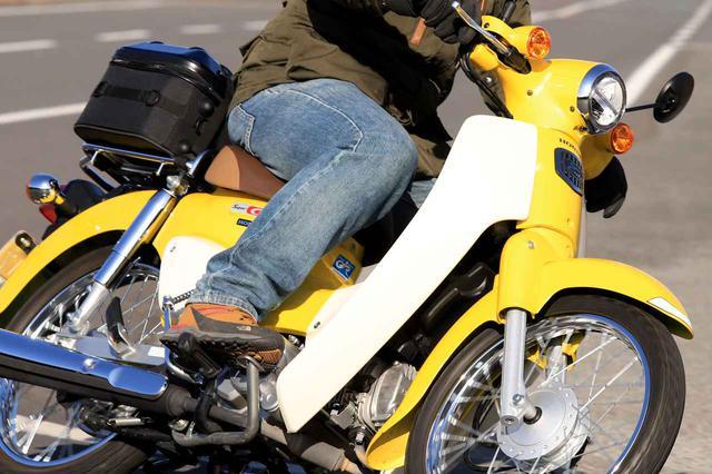 画像: 【通勤インプレ】ホンダ「スーパーカブ110」2週間街乗りしてみて分かった使い勝手・乗り心地・燃費をレビュー- webオートバイ