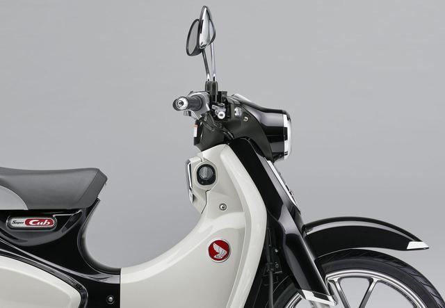 画像: 【人気カラー投票】ホンダ「スーパーカブ C125」 - webオートバイ