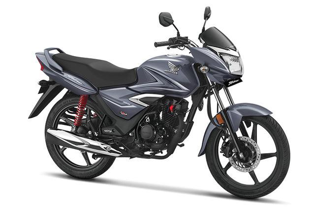 画像: Honda Shine インド仕様車