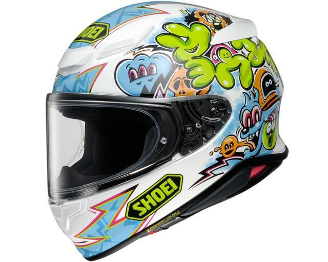 画像12: SHOEIの新型ヘルメット「Z-8」グラフィックモデル・まとめ|2021年5月末までに6モデル計13種のカラーが登場