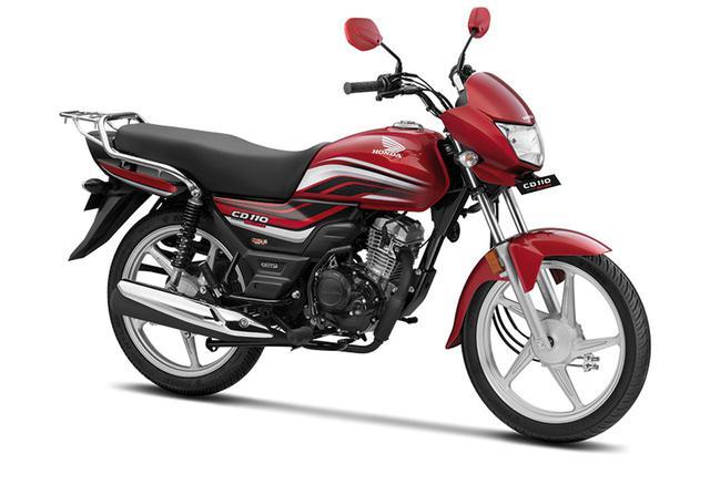 画像: Honda CD110 インド仕様車