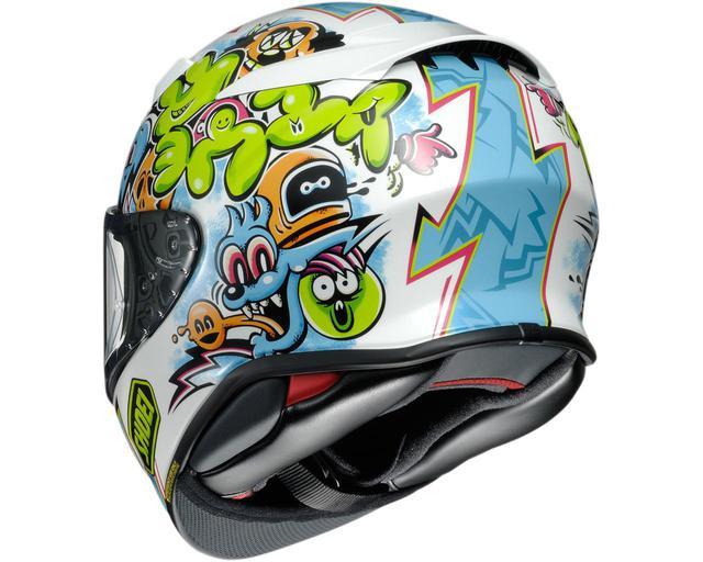 画像13: SHOEIの新型ヘルメット「Z-8」グラフィックモデル・まとめ|2021年5月末までに6モデル計13種のカラーが登場