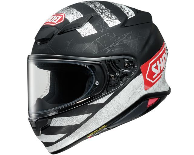 画像18: SHOEIの新型ヘルメット「Z-8」グラフィックモデル・まとめ|2021年5月末までに6モデル計13種のカラーが登場