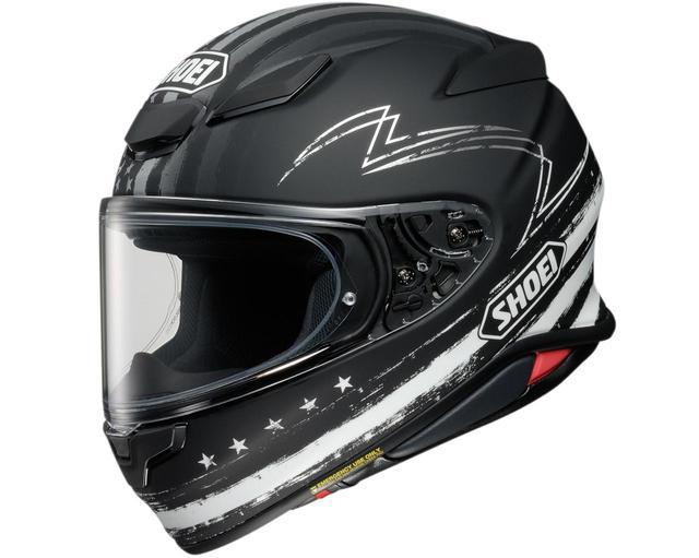 画像9: SHOEIの新型ヘルメット「Z-8」グラフィックモデル・まとめ|2021年5月末までに6モデル計13種のカラーが登場